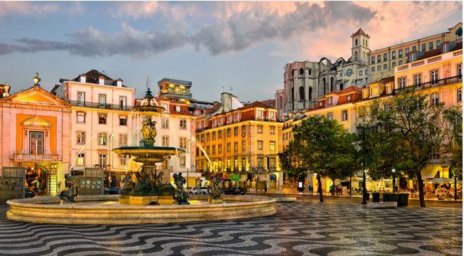 Lizbon - Porto Turu