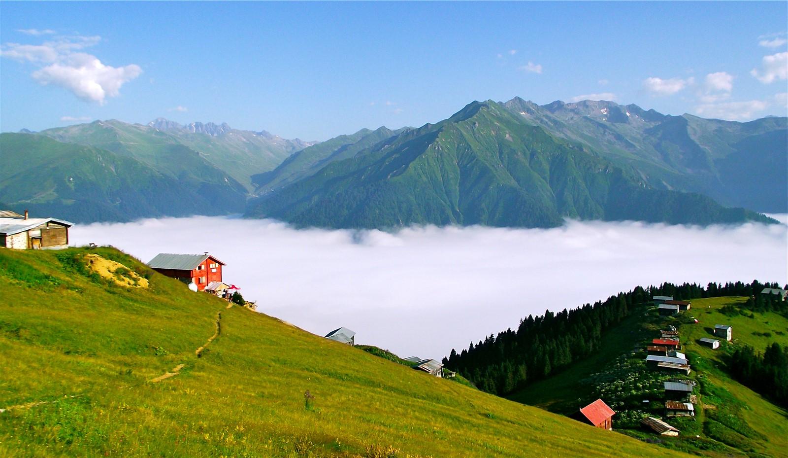 Bulutların Ülkesi