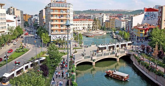 YHT ile Eskişehir Günübirlik Turu